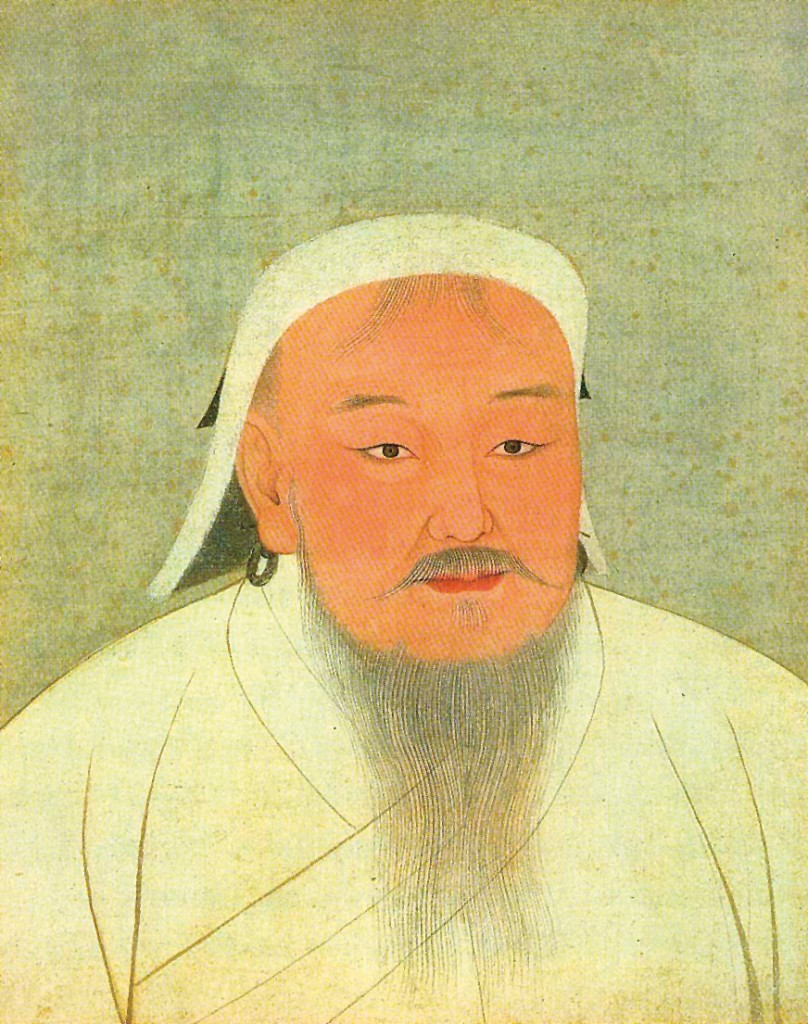 genghis-khan, conocer, historia